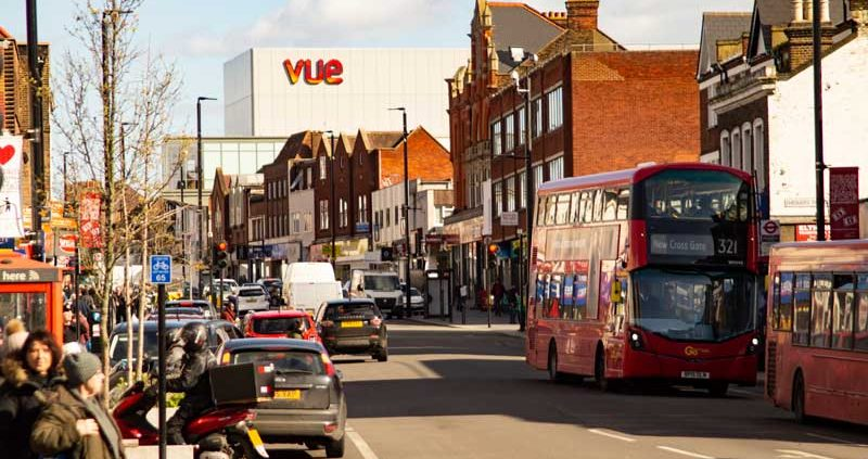 Eltham's new Vue cinema